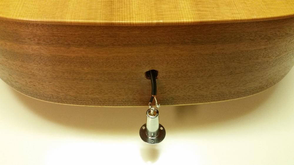 installing a guitar soundhole pickup. Black Bedroom Furniture Sets. Home Design Ideas