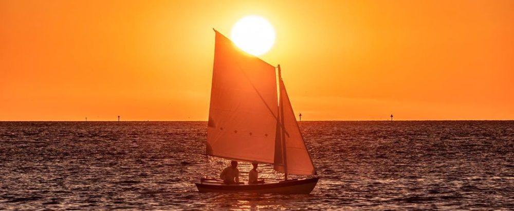 Sailing Moga