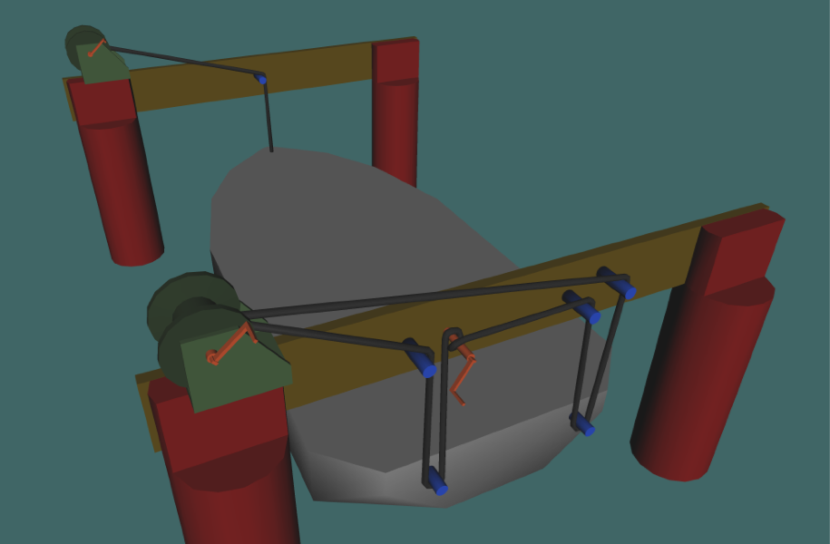 Small Boat Lift