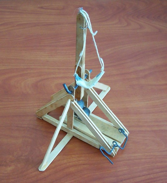 Desktop Trebuchet Plans Pdf