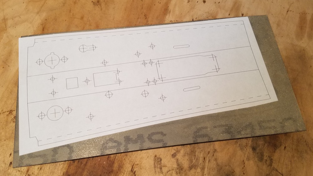 Making a Sheet Metal AK47 Receiver