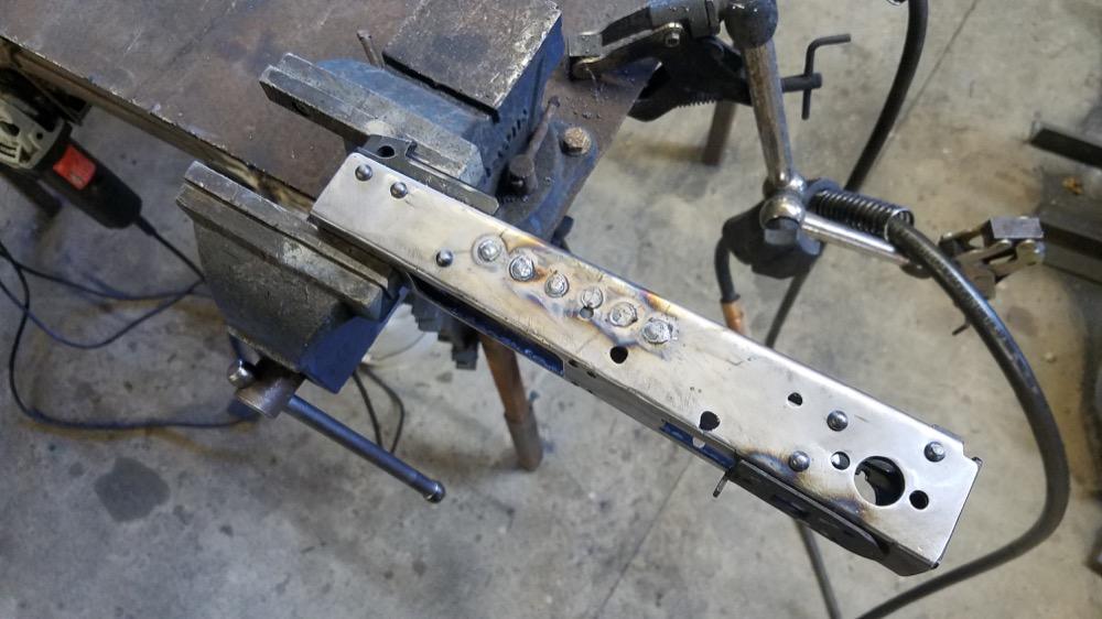 Making a Sheet Metal AK47 Receiver